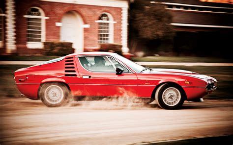 alfa romeo montreal for 1972 alfa romeo montreal classic drive motor trend classic