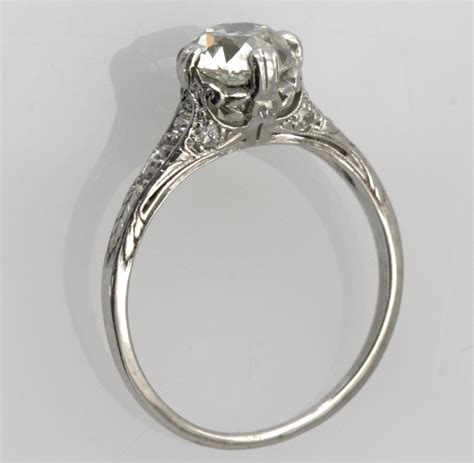 beautiful collections of vintage platinum wedding rings