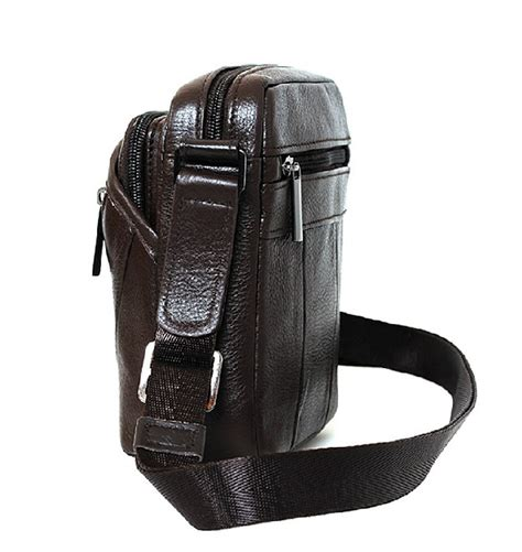 Rugged Leather Bags by Retro Messenger Bag Coffee Rugged Leather Messenger Bag