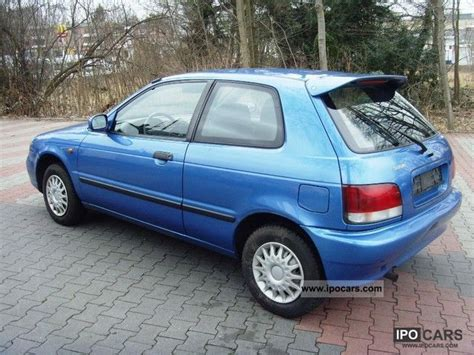 Suzuki Baleno 1999 Specs 1999 Suzuki Baleno 1 3 Car Photo And Specs