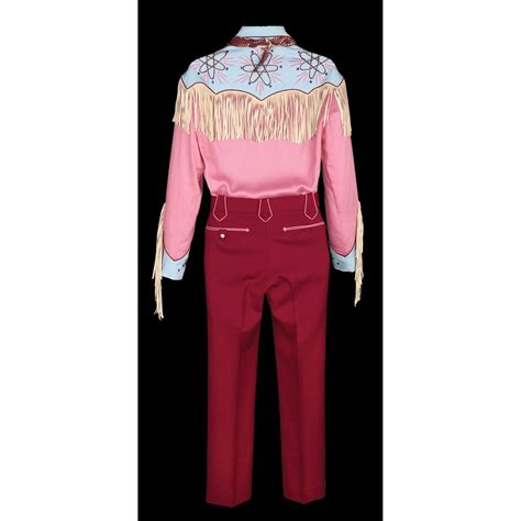 michael j fox marty mcfly michael j fox marty mcfly 1950s cowboy costume from