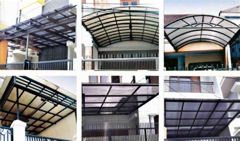harga canopy polycarbonate  meter harga awning
