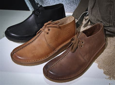 clarks original 40 years of desert trek velour autumn winter 2012 highsnobiety