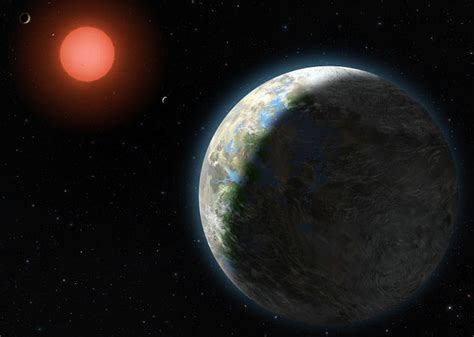 Gliese 581g Mystery Scientist Spotted Mysterious Pulse Solar System Light Years
