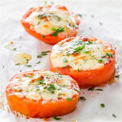Parmesan Bubuk Magic Time baked parmesan tomatoes jo cooks