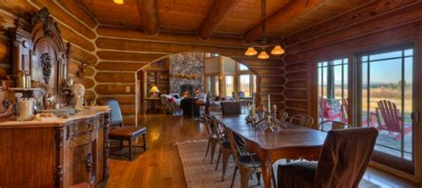 inside luxury log homes luxury log cabin home floor plans luxury log cabin floor plans america s finest log home estate in whitefish montana
