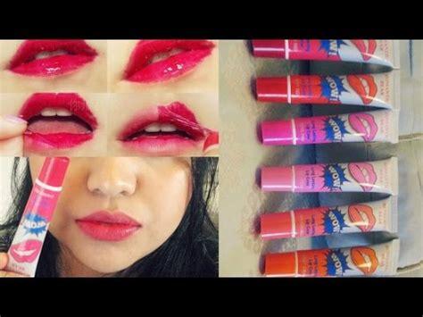 Benetint Lip Tatto try it with mencoba monomola lip 1 doovi