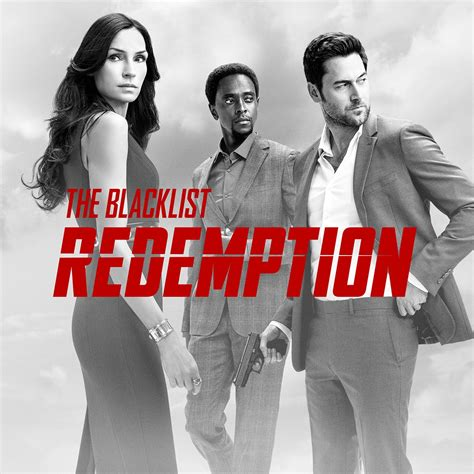 The Black by The Blacklist Redemption Nbc Promos Television Promos