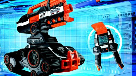 nerf remote tank nerf now makes a equipped rc battle tank