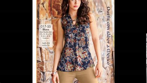 blusas de moda 2016 moda juvenil 2016 youtube blusas sin mangas de moda 2016 blusas cklass youtube