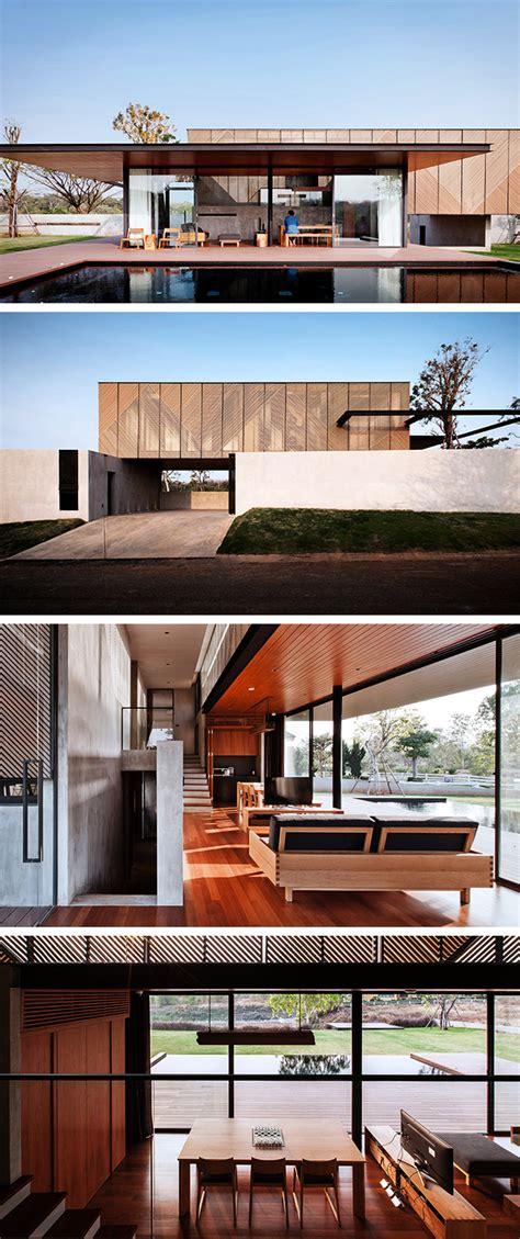 ka haus ka house by idin architects in pak chong thailand