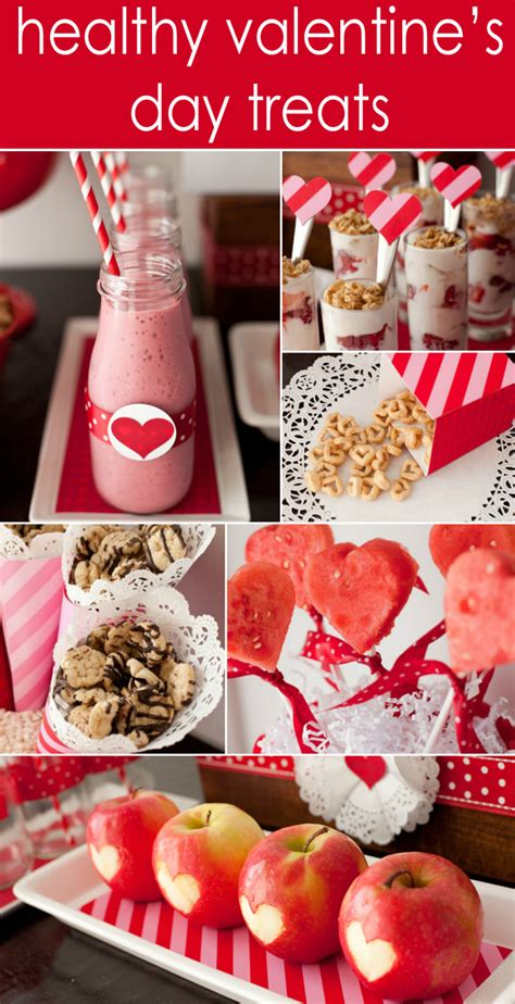 Valentines Day Treats by Healthy S Day Treats Project Nursery