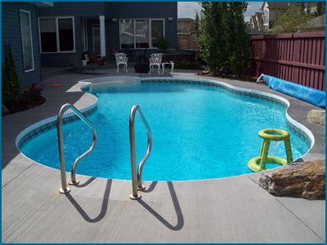 Backyard Pools Edmonton Watson Pools Inc Edmonton Swimming Pool Builder