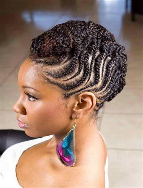 braided hair styles for a rounded face type african braids hairstyles for round faces braided