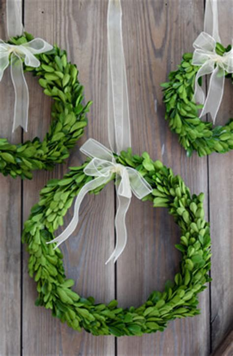 10 inch artificial boxwood wreaths preserved boxwood wreaths set of 3 7 9 10 inch