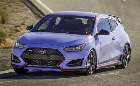 2019 Hyundai Veloster N by 2019 Hyundai Veloster N Revealed With 275 Hp