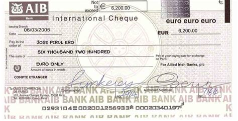 Who Is The Drawer Of A Bank Cheque by Commerce101 Cheques