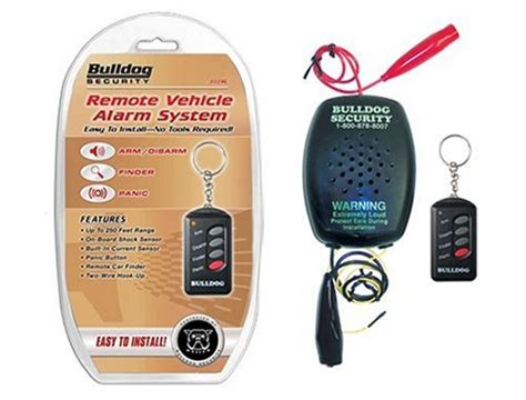 Alarm Bulldog extensive how i get bulldog security alarm with 2 wire