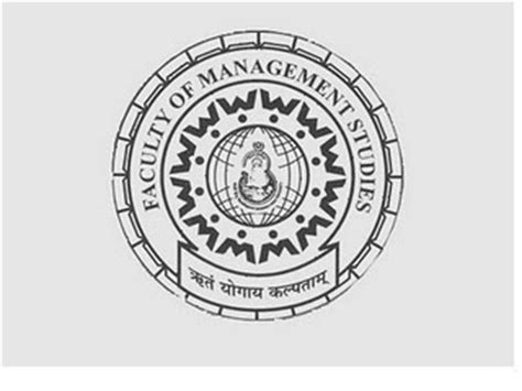Fms Bhu Mba Quora by Faculty Of Management Studies Fms Bhu Admissions 2018