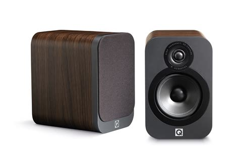 Q Acoustics 3020 Black Leather q acoustics 3020 bookshelf speakers free next day uk