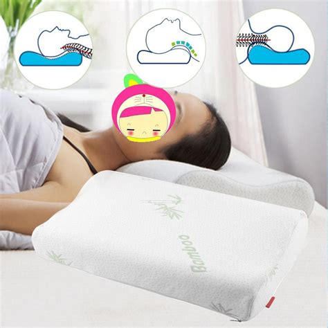 Pillow Health Treatment ᐊ2015 orthopedic neck ᗔ pillow pillow polyester fiber rebound memory foam foam pillow