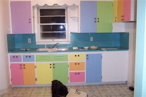 colourful kitchen cabinets new colorful kitchen design ideas quecasita