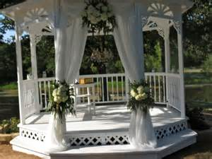 Gazebo Decorations Pictures by Share