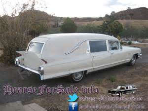 Hearse Cadillac For Sale 1961 Cadillac M M Hearse Hearse For Sale