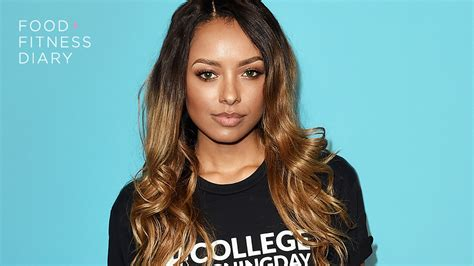 kat graham actress kat graham shares her food and fitness diary stylecaster