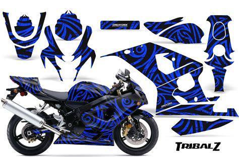 Suzuki Gsxr 600 Decals Suzuki Gsxr Gsx 600 750 2004 2005 Graphic Kits Creatorx