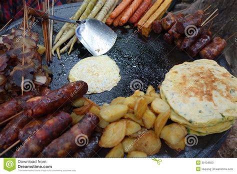 alimenti cinesi alimenti fritti cinese fotografia stock immagine 39134853