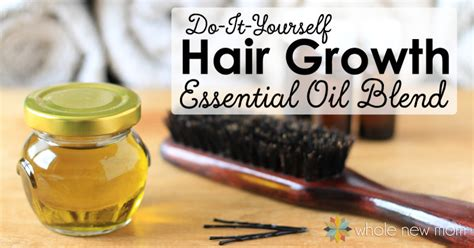 recipes for hair thickeners essential oils for hair growth diy essential oils for