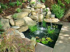 Small Backyard Water Feature Ideas Water Features For Any Budget Diy Hardscape Building Retaining Walls Walkways Patios