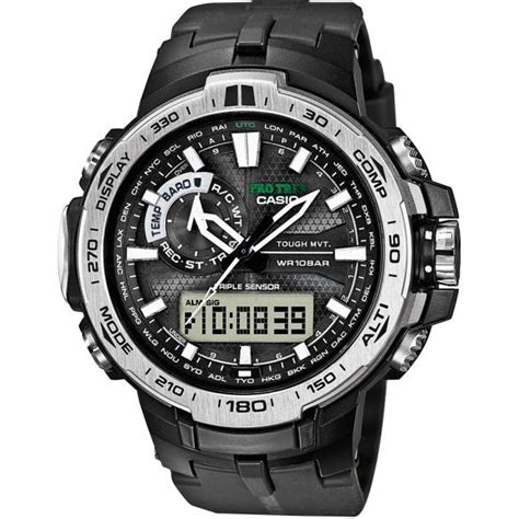 casio pro trek prw 6000 montre casio pro trek prw 6000 1er montre digitale homme