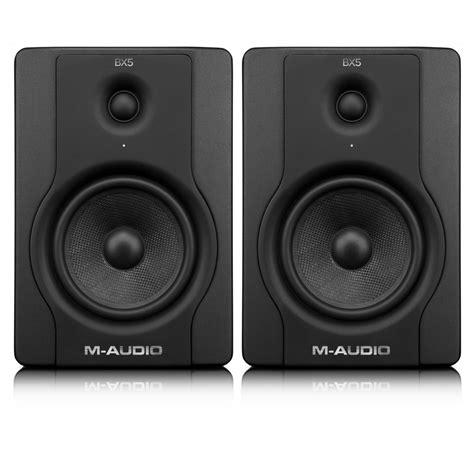 Speaker Monitor m audio bx 5 d2 bi lified 70w studio reference monitor