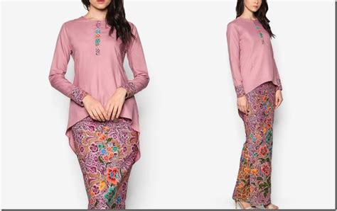 design baju kurung modern batik the 25 best rok batik modern ideas on pinterest model