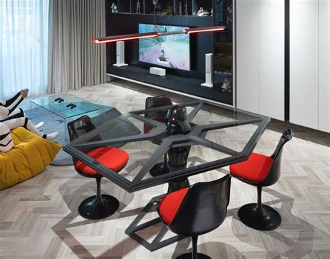 wars interior design this wars themed apartment will make fans green with envy