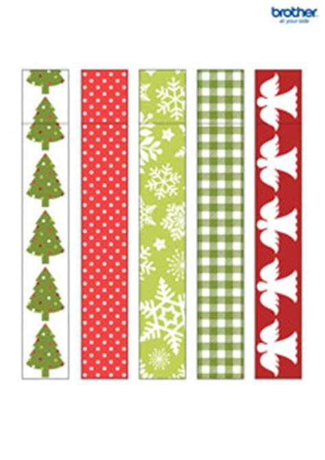 paper chains template printable decorations supplies