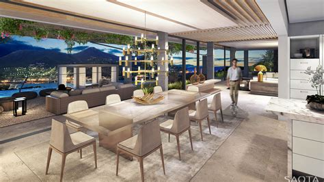 100 the dining room at the villa by barton g the 100 dream dining room villa teareva dream vacation