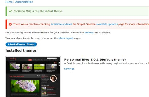 drupal theme user picture how to customize the appearance of your new drupal 8
