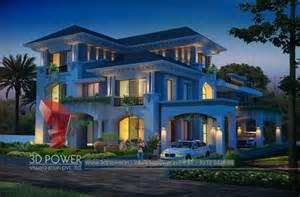 Sloped Lot House Plans by 3d Contemporary Bungalow Design Bungalow Design