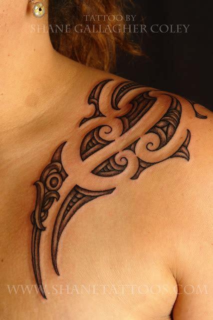 feminine tribal tattoo designs shane tattoos maori