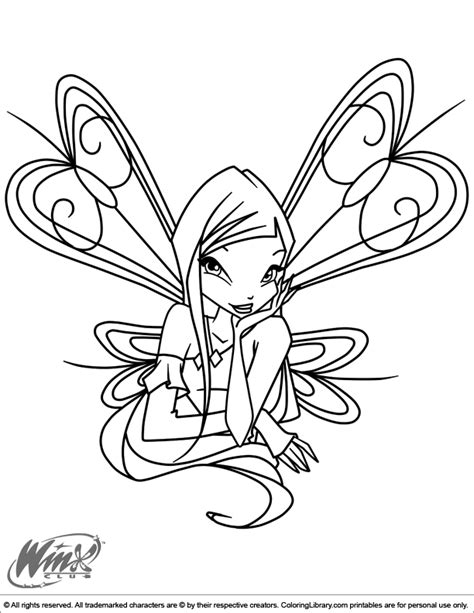 winx club coloring pages games winx club coloring picture