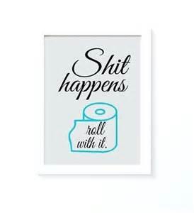 Bathroom Canvas Quotes