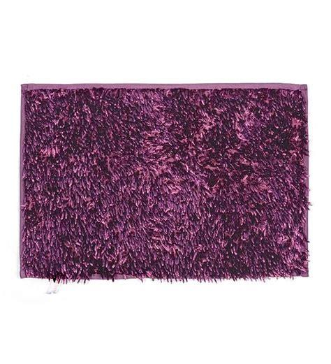 purple bath mats rugs cortina purple bath mat by cortina bath mats furnishings pepperfry product