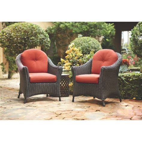 martha stewart lake adela patio furniture martha stewart living lake adela patio charcoal chat