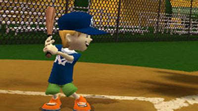 backyard baseball 09 backyard baseball 09 review for the nintendo wii