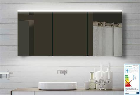 spiegelschrank 200 cm www aqua de design spiegelschrank mit alu rahmen