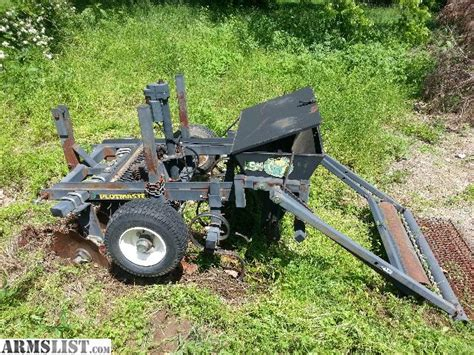 Armslist For Sale Tecomate Plotmaster 400 All In One Atv Food Plot Planter