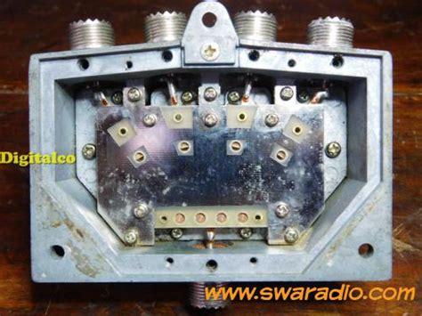 antenna coaxial switch daiwa cs  sold swaradiocom